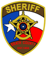 Erath County Sheriff Office Shield