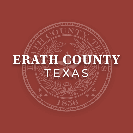 Erath County seal